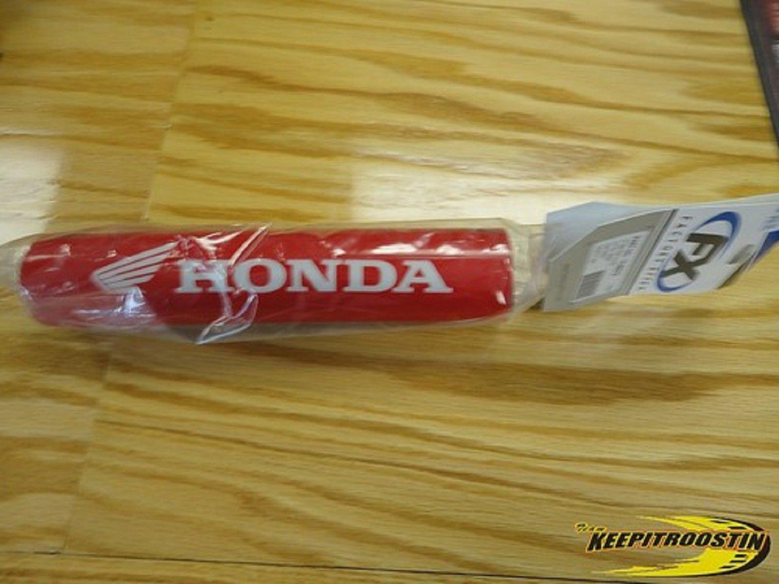 Fx Handlebar Pad Fits Honda Cr80 Cr85 Cr125 Cr250 Cr500 Crf250 Crf450 Crf150 Crf230 Xr200 Xr250 Xr500 Xr400 Xr650 1980-2014