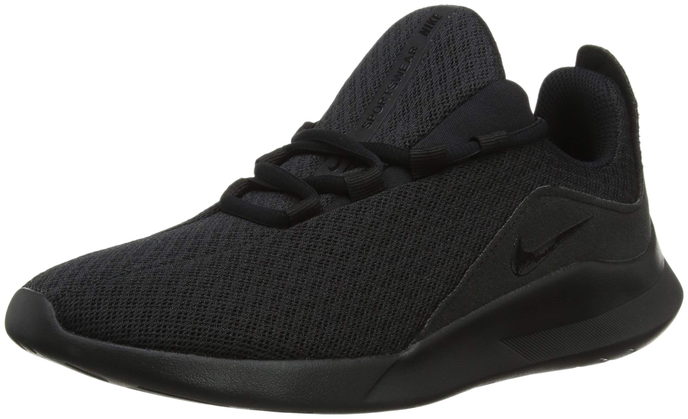 Galleon - NIKE Womens Womens Nike Viale Athletic Shoe, Blackblack, 8.5  Regular US