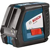 Bosch Self-Leveling Cross-Line Laser Kit GLL 2-50 (Discontinued by Manufacturer)