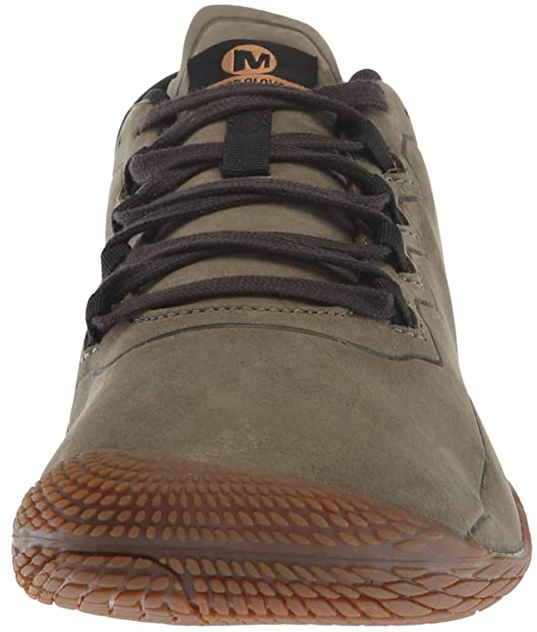 more photos 17fab e1528 Amazon.com   Merrell Vapor Glove 3 Luna Leather Men   Fashion Sneakers