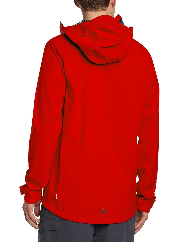 Dare 2b Encircle - Cortavientos para color hombre, color para rojo, talla S 770029