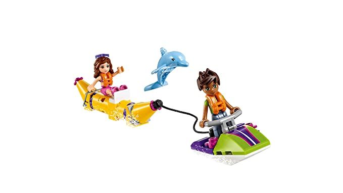 Amazon.com: LEGO Friends Sunshine catamarán 41317: Toys & Games