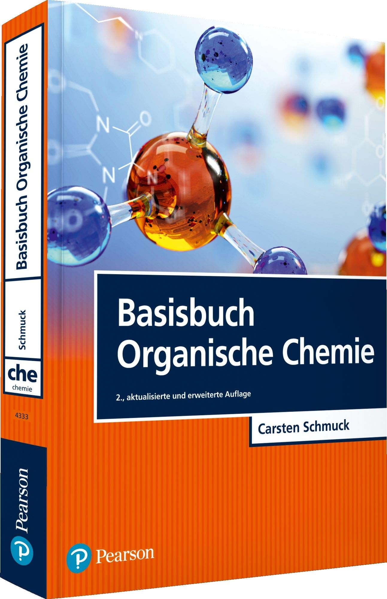 Basisbuch Organische Chemie  Pearson Studium   Chemie