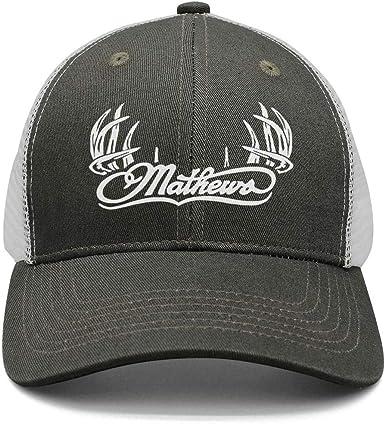 Lexic 77 Unisex Dad Cap Trucker-Mathews-Archery-Hat Casual Breathable Baseball Snapback
