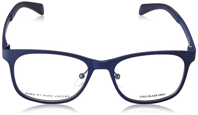 Marc by Marc Jacobs Montures de lunettes Pour Femme 624 - ACA  Blue - 52mm   Amazon.fr  Vêtements et accessoires 7b74ab00ff5f