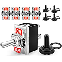 Nilight Heavy Duty Toggle Switch - SPST On/Off Type