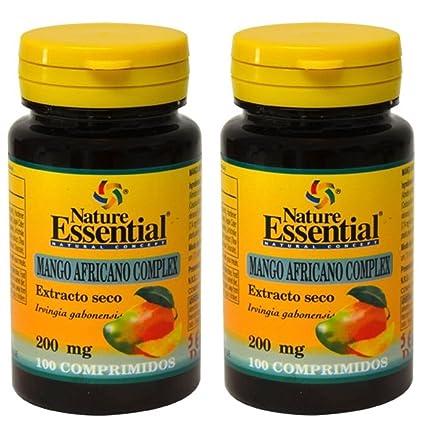 Nature Essential Mango Africano Complex - 100 Tabletas