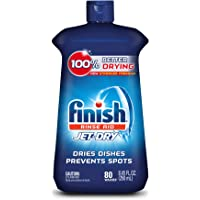 Deals on Finish Jet-Dry Rinse Aid Dishwasher Rinse & Drying Agent 8.45 Oz