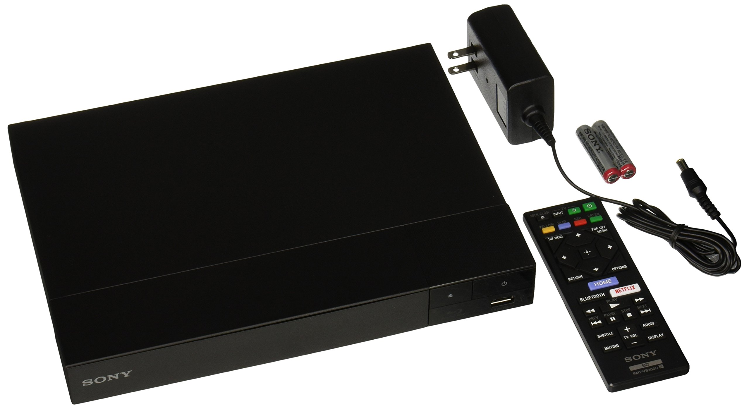 SONY BDP-S6700 2k/4k Upscaling - Bluetooth- 2D/3D - Wi-Fi - Multi System Region Free Blu Ray Disc DVD Player by Sony