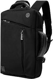 """17.3 Inch Laptop Shoulder Bag Briefcase Backpack Fit for MSI Bravo 17, GE75 Raider, GF75 Thin, GP75 Leopard, for LG Gram 17.3"""", for Razer Blade Pro V1, Pro V2, Pro 17, for Digital Storm Avon 17"""