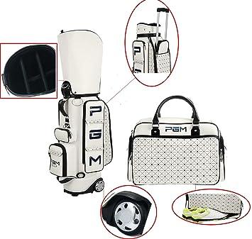 TFGY Bolsa de Viaje para golfistas, Bolsa de Carrito de Golf ...