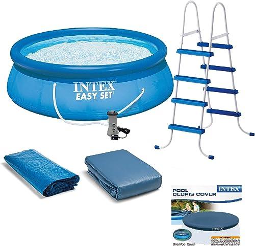 Intex Above Ground Swimming Pool