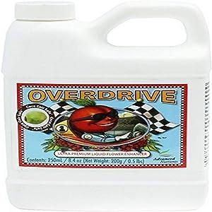 Advanced Nutrients Overdrive Fertilizer, 250 mL
