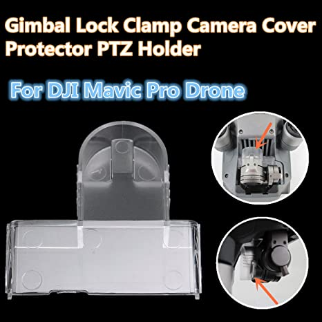 Replacement Gimbal Clamp Camera Cover Protector Holder for DJI Mavic Pro Drone