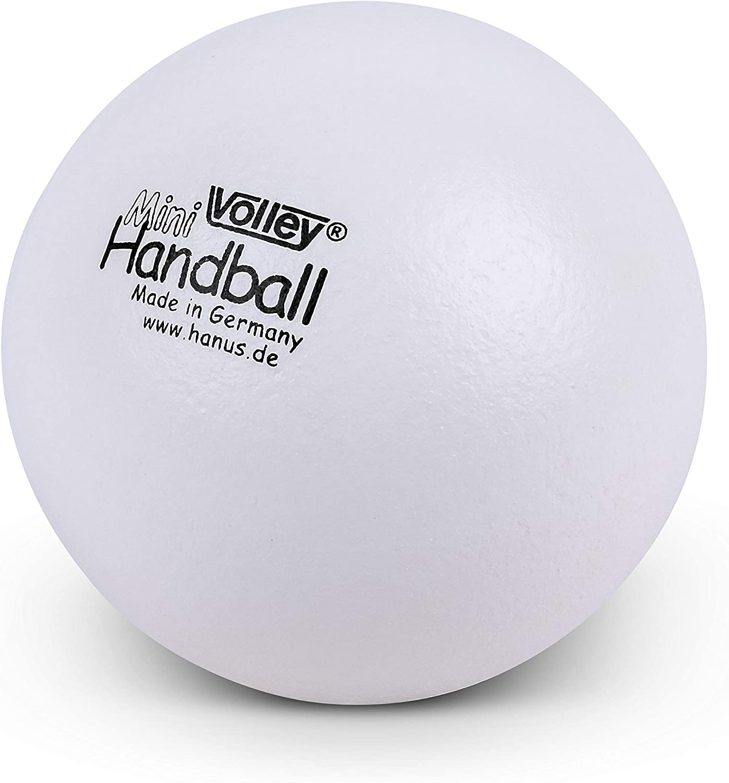 Volley® Mini Balón de Balonmano - Juegos - Pelota Blanda - 150 g ...