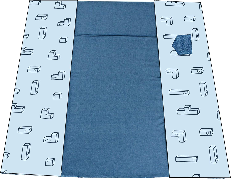 Minene pequeña caja de regalo azul claro