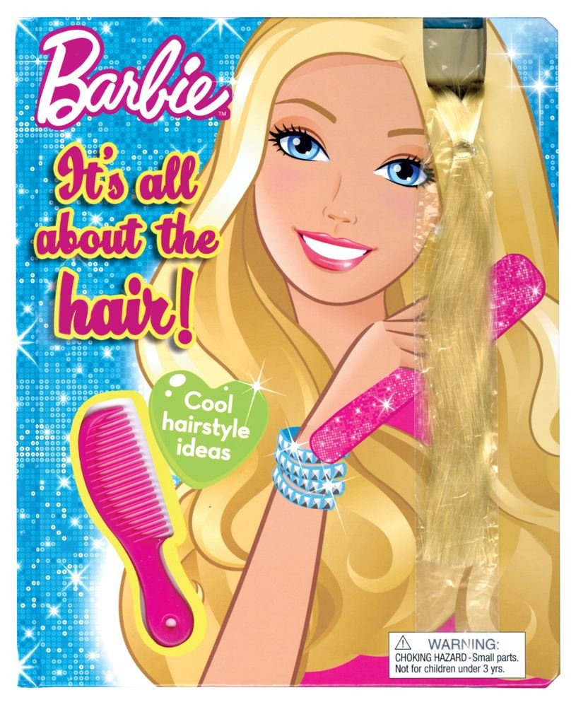Read Online Barbie™ It's All About The Hair! ebook