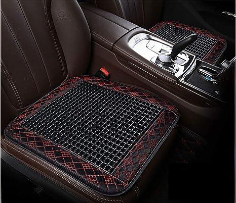 Amazon.com: Cojín largo para asiento de coche, de madera ...