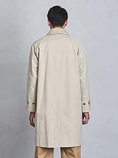 Cotton Bal Collar Coat 1125-189-6692: Natural