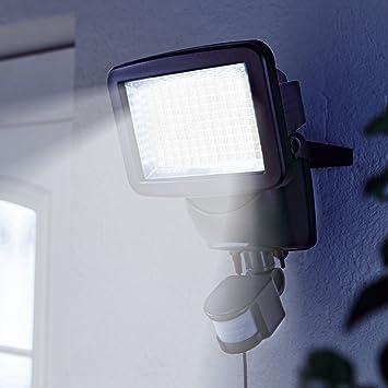 Solalite® 120 LED luz de Seguridad Solar, Sensor de Movimiento para jardín, Patio