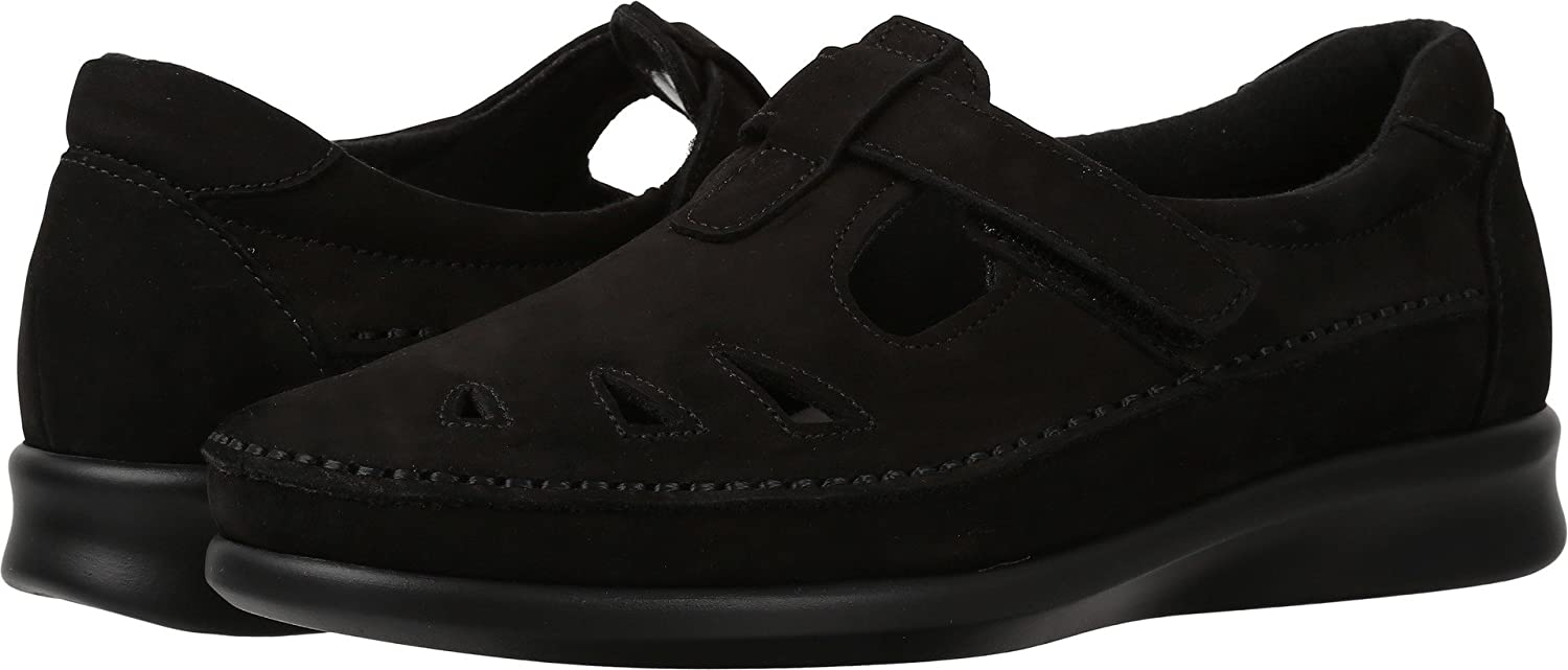 SAS Women's Roamer - Slip-on B01M9G5XB3 12 W - Roamer Wide (C) US|Charcoal b7436c
