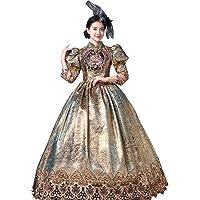 CountryWomen Marie Antoinette Vestido de Baile Victoriano gótico, Estilo gótico