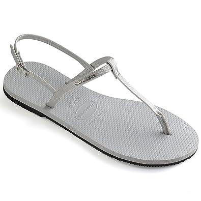 Havaianas Riviera Sandals Women Ice Grey Schuhgröße 39/40 2018 Sandalen FHIGbXN0B
