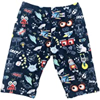 Xrknofio Boys Swimming Jammers Swimming Shorts for Kids Swimming Trunks Tight 3-11T