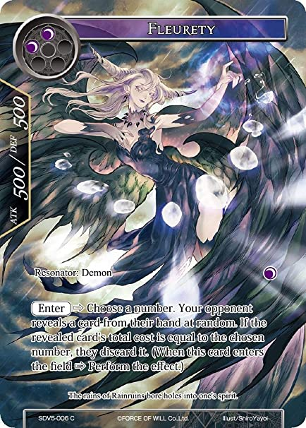 JAPONAIS Display Force of Will The Dawn of Valhalla