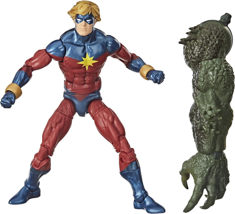 6X The Avengers Super Hero Hulk Captain Batman Action Figure Toy LightING