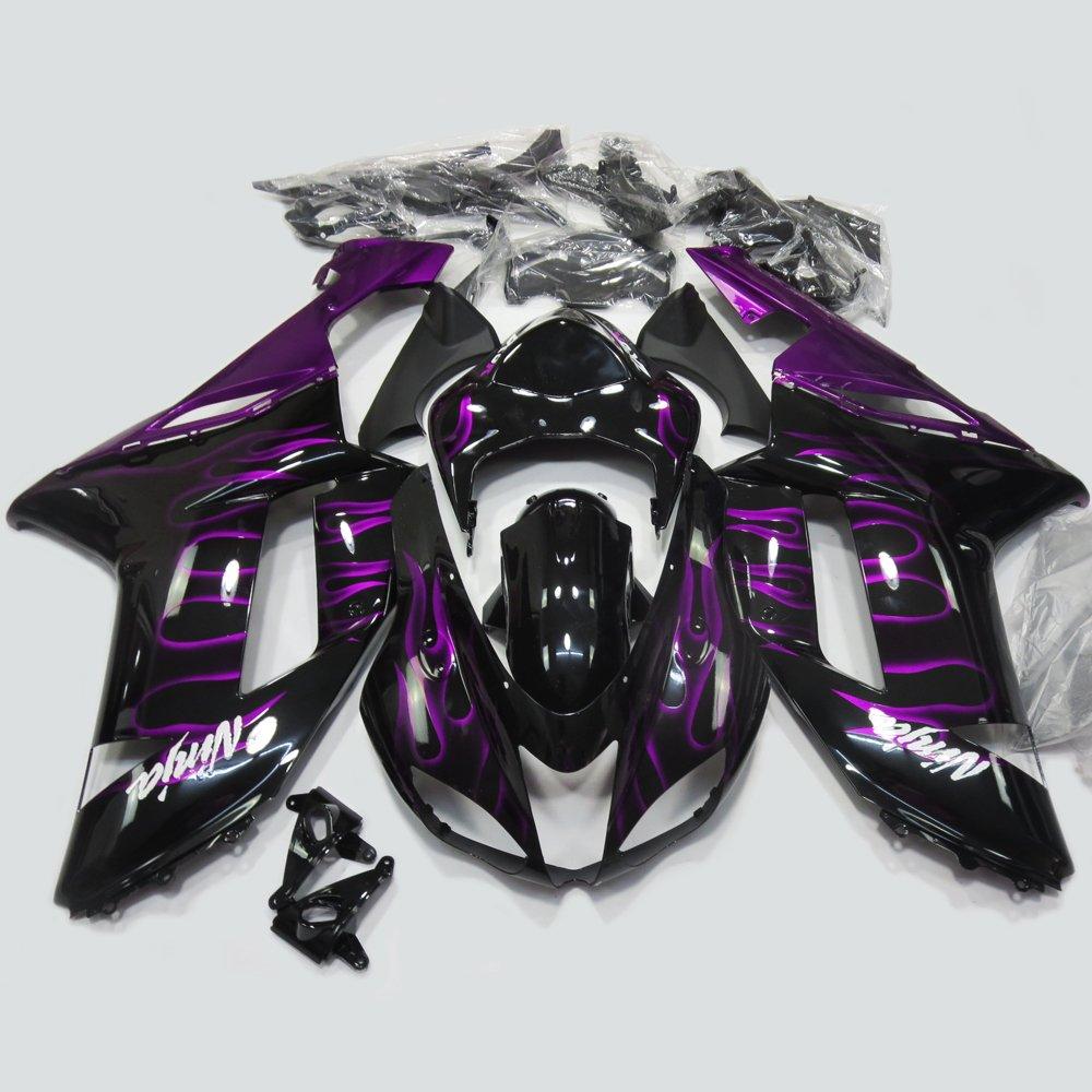 Llama serie pintado embellecedores para motocicleta 2007 ...