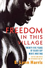 Freedom in This Village: Twenty-Five Years of Black Gay Men's Writing Paperback