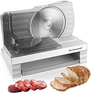Techwood Pro Electric Meat Slicer