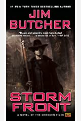 Storm Front (The Dresden Files, Book 1) Kindle Edition