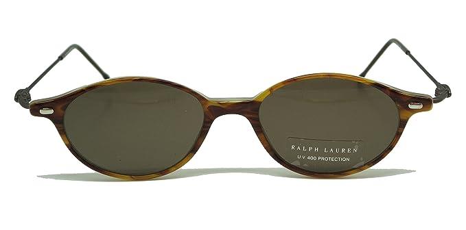 Ralph Lauren Damen Sonnenbrille UV 400, R.L. 577 09DK 130 braun