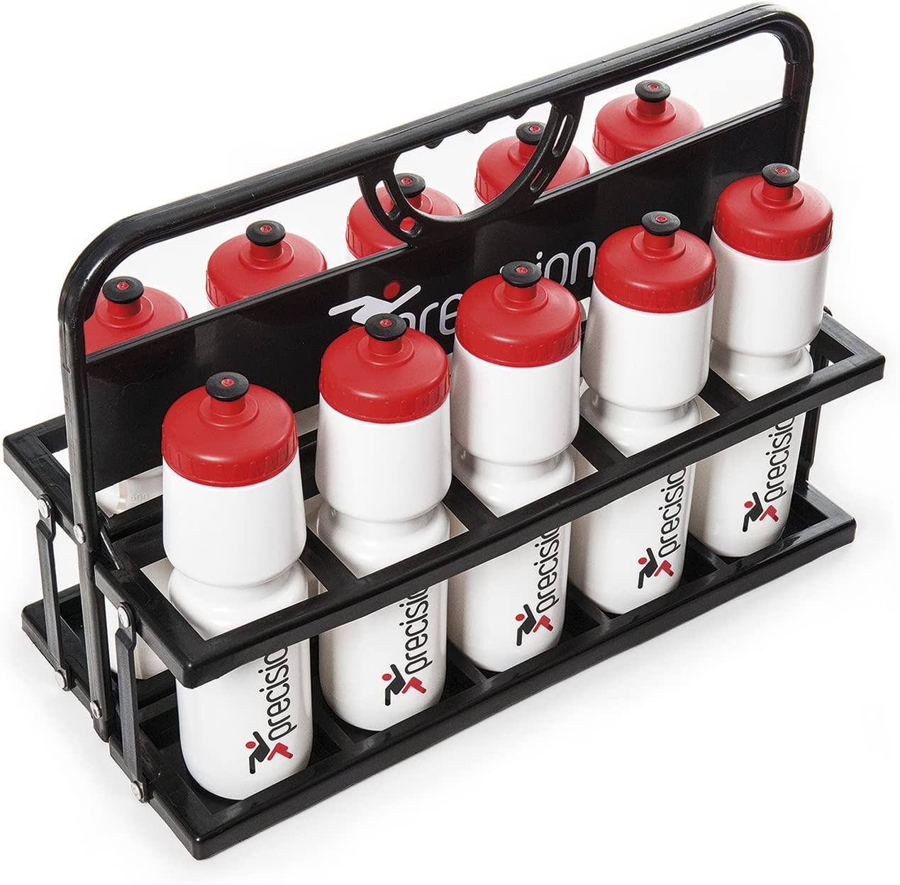 15 x PRECISION DRINKS BOTTLES CARRIER TRAY