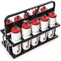 Precision Training - Portabidones plegables para 10 botellas no incluidas.