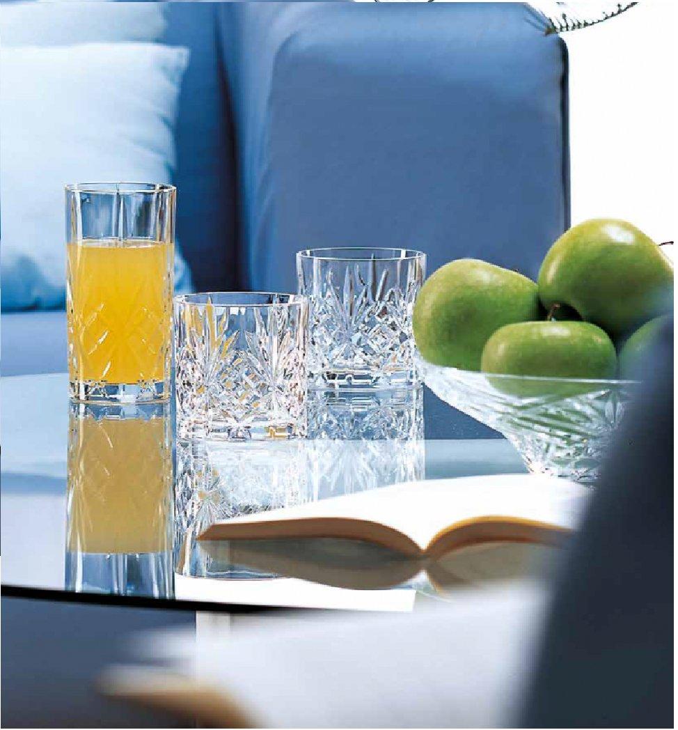 Elegant Crystal Sparkling Design, Serving Centerpiece For Home,Office,Wedding Decor, Fruit, Snack, Dessert, Server by Le'raze (Image #7)
