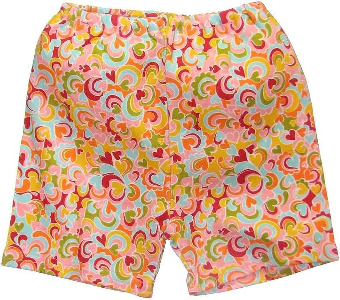 Zutano Lovely Paisley Shorts