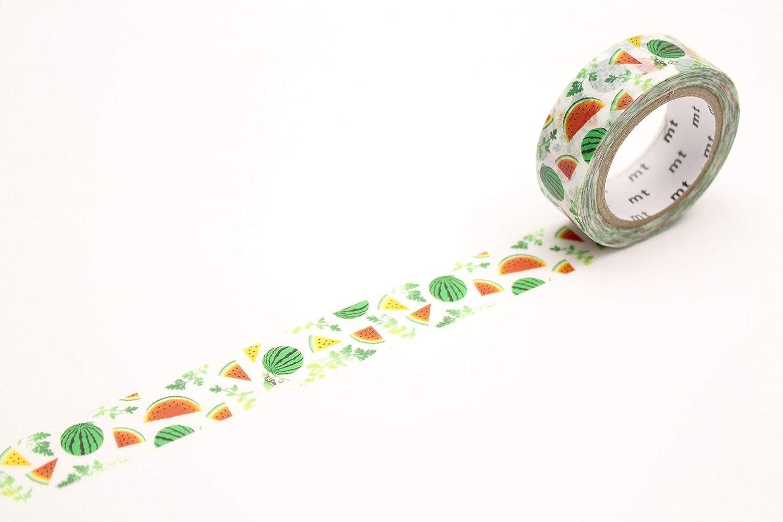Kids Mini Roll Dots Rainbow MT01KID002 MT Japanese Washi Masking Tape
