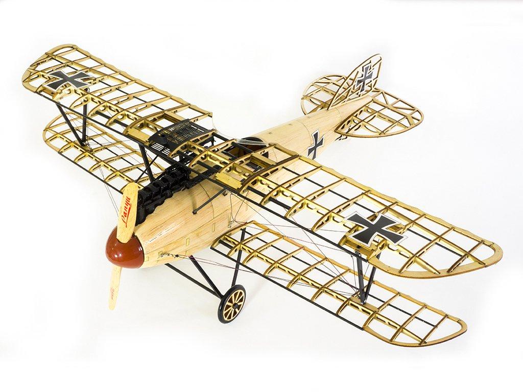 Arkai Albatross für RC Ausbau - fertig Gebaut Standflugmodell