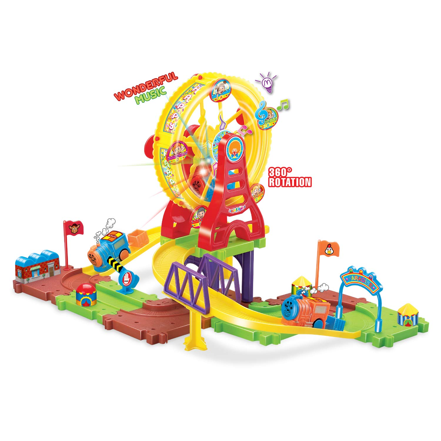 Fun set for ages 3 and up