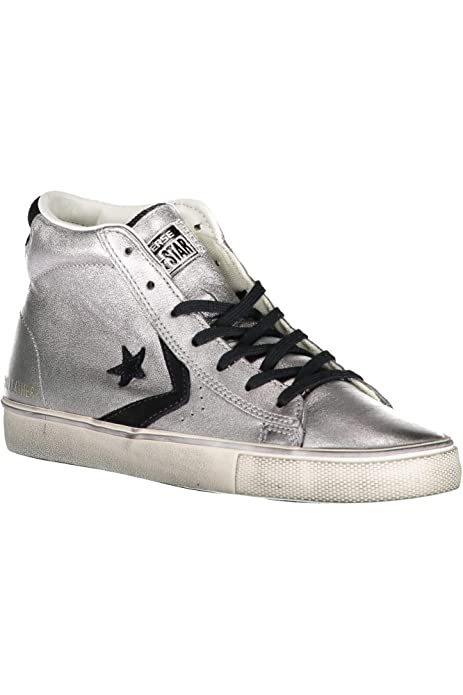 2converse donna in pelle