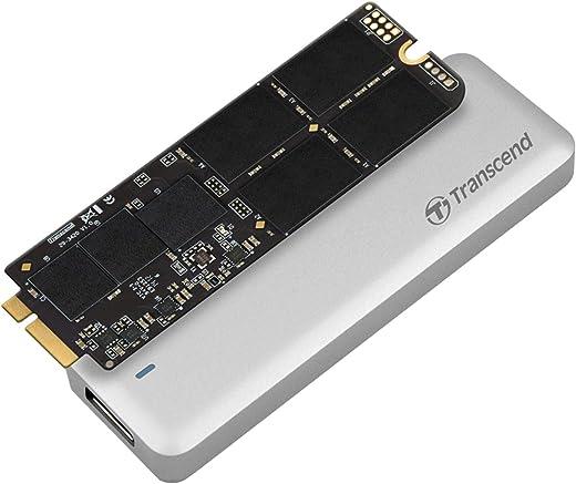 ترانسيند جيت درايف 725 240 جيجا ساتا 3 اس اس دي مجموعة ترقية لـ 15 بوصة ماك بوك برو مع شاشة عرض رتينا منتصف 2012 - أوائل 2013 240 GB TS240GJDM725
