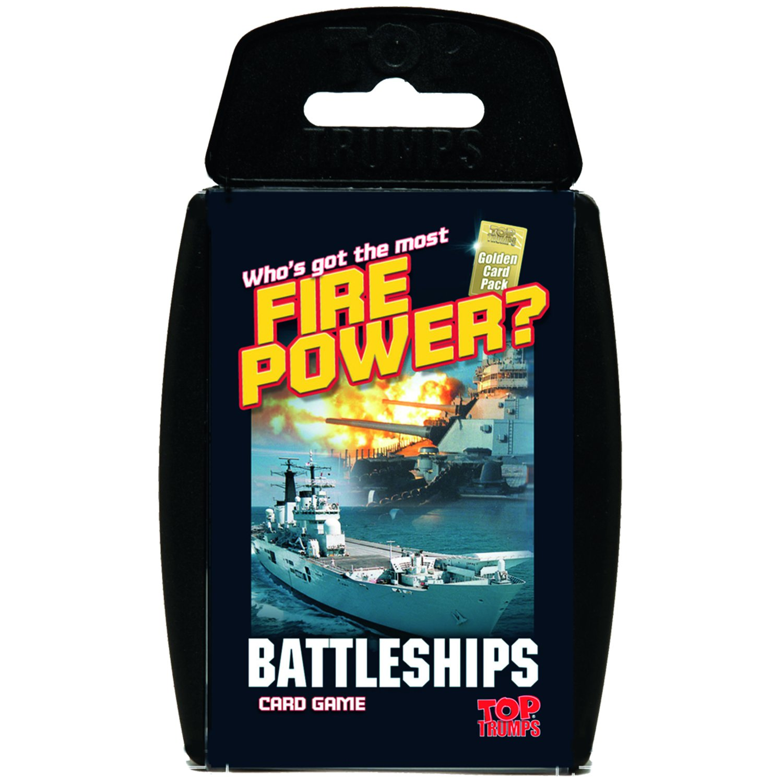 Amazoncom Battleships Top Trumps Card Game Educational Card - Sports cars top trumps