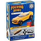 Revell 2017 Chevrolet Camaro SS Pinewood Derby Racer Series Car Kit RMXY9453