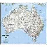 Australia Classic, laminated