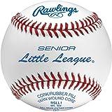 Rawlings Senior Little League Competition Grade Baseballs (One Dozen)