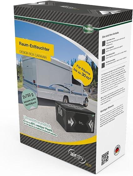 Thomar 606000 Airdry Raum Entfeuchter Box Caravan Auto
