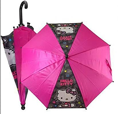 Official Hello Kitty Girls Youth Umbrella 20""